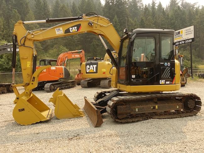 2014 CATERPILLAR 308E Excavator