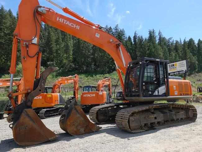 2014 HITACHI ZX290LC-5N Excavator
