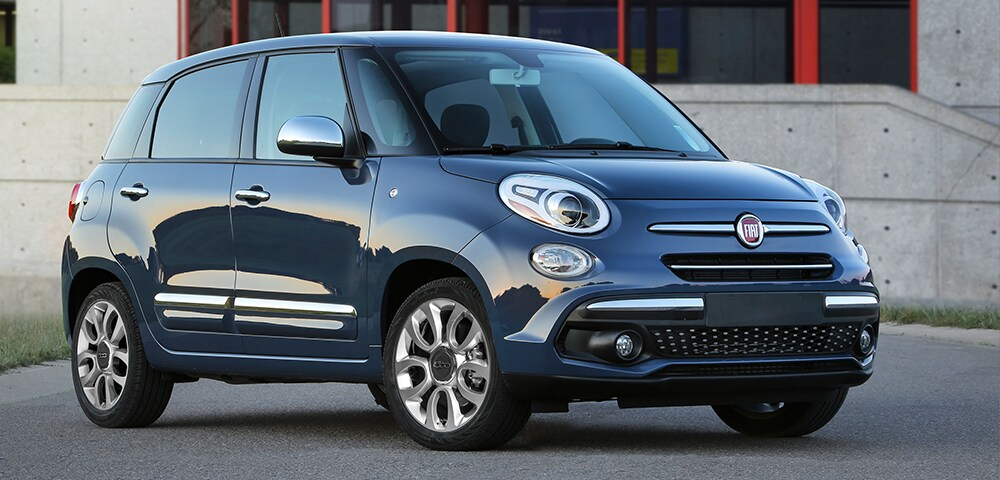 Front photo of 2018 FIAT 500L