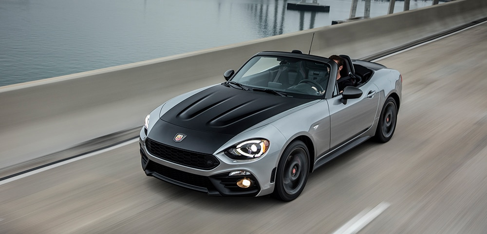 Front photo of 2018 FIAT 124 Spider