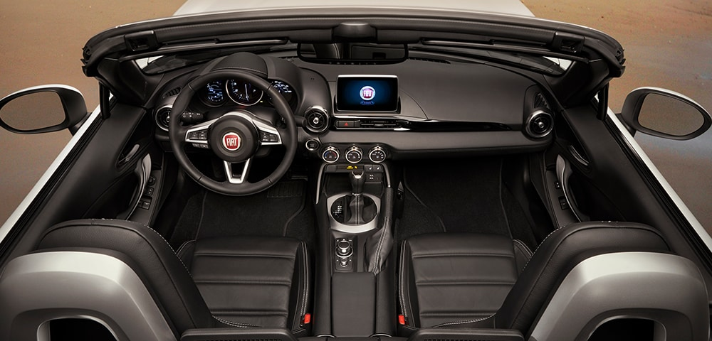 Interior photo 2018 FIAT 124 Spider