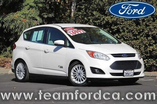 Used 2015 Ford C Max Energi For Sale At Team Ford Vin