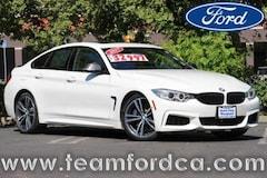 2017 BMW 4 Series 440i Gran Coupe Hatchback