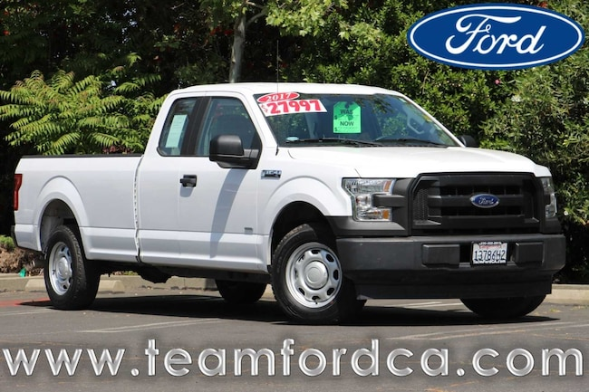 2017 Ford F-150 XL Extended Cab Truck