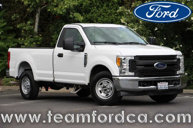 2017 Ford F-250 XL Long Bed Truck