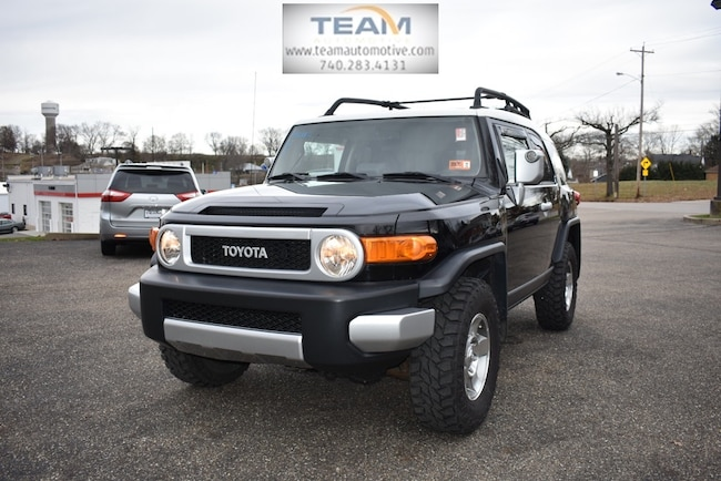 2010 Toyota FJ Cruiser Base SUV