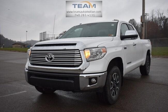 2016 Toyota Tundra Limited Truck