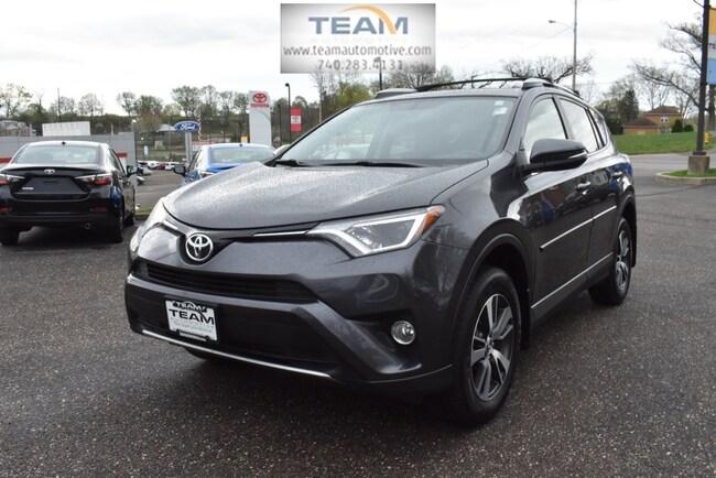 2016 Toyota RAV4 XLE SUV
