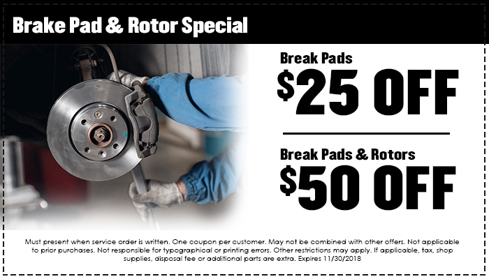 $50 Off roaders and pads