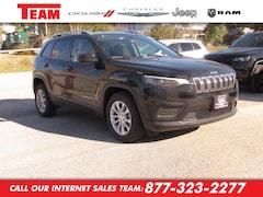 New 2020 Jeep Cherokee LATITUDE FWD Sport Utility LD561687 in Huntsville, TX