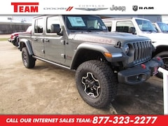 New 2020 Jeep Gladiator RUBICON 4X4 Crew Cab LL146011 in Huntsville, TX