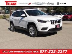 New 2020 Jeep Cherokee LATITUDE FWD Sport Utility LD561642 in Huntsville, TX