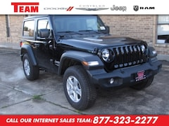 New 2020 Jeep Wrangler SPORT S 4X4 Sport Utility LW228144 in Huntsville, TX