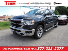 New 2019 Ram All-New 1500 BIG HORN / LONE STAR CREW CAB 4X2 5'7 BOX Crew Cab KN548077 in Huntsville, TX