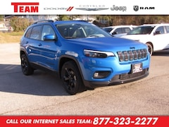 New 2020 Jeep Cherokee ALTITUDE FWD Sport Utility for sale in Huntsville, TX