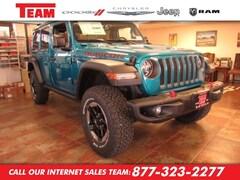 New 2020 Jeep Wrangler UNLIMITED RUBICON 4X4 Sport Utility for sale in Huntsville, TX