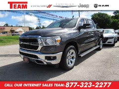 New 2019 Ram All-New 1500 BIG HORN / LONE STAR CREW CAB 4X2 5'7 BOX Crew Cab KN548076 in Huntsville, TX