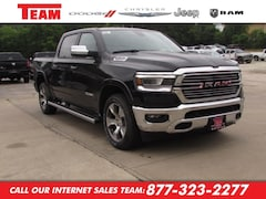 New 2020 Ram 1500 LARAMIE CREW CAB 4X2 5'7 BOX Crew Cab For Sale in Huntsville, TX