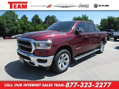 New 2019 Ram 1500 BIG HORN / LONE STAR CREW CAB 4X2 5'7 BOX Crew Cab KN526657 in Huntsville, TX