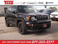 New 2020 Jeep Renegade SPORT FWD Sport Utility in Huntsville, TX