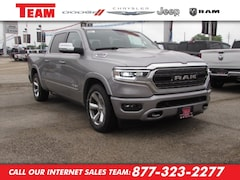 New 2020 Ram 1500 LIMITED CREW CAB 4X4 5'7 BOX Crew Cab For Sale in Huntsville, TX