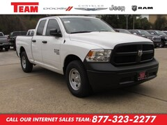 New 2020 Ram 1500 Classic TRADESMAN QUAD CAB 4X2 6'4 BOX Quad Cab LS116702 in Huntsville, TX