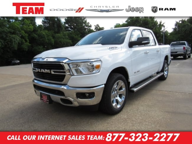 New 2019 Ram 1500 BIG HORN / LONE STAR CREW CAB 4X2 5'7 BOX Crew Cab in Huntsville, TX