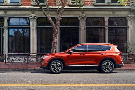 Nissan Rogue Vs Hyundai Santa Fe >> Hyundai Santa Fe Vs Nissan Rogue Lexington Park Md Team