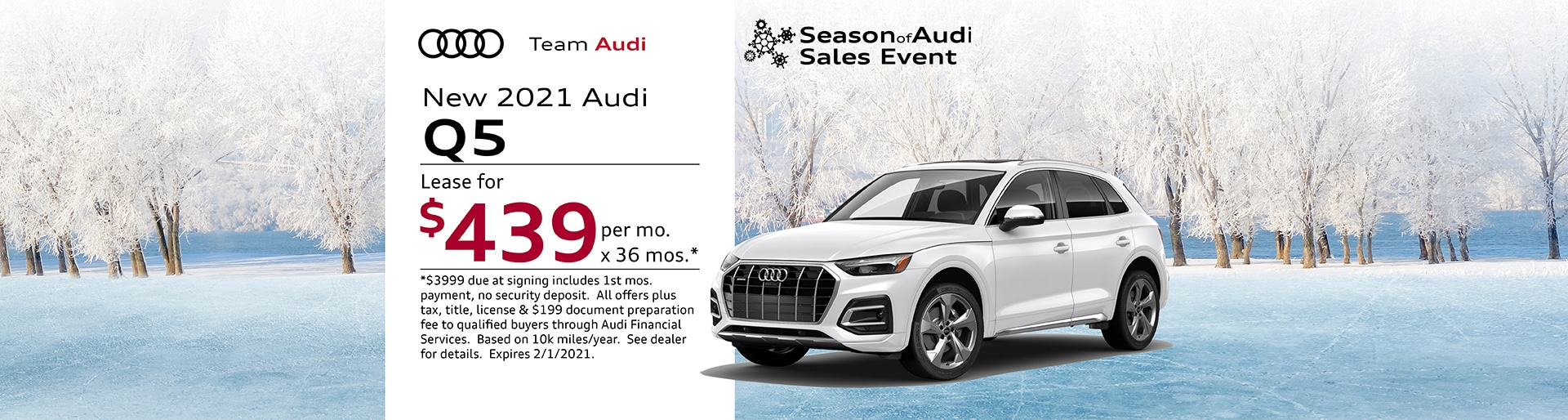2021 Audi Q5 Special Offer | Merrillville, IN