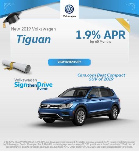 2019 Volkswagen Tiguan - APR