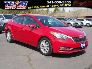 Pre-Owned 2015 Kia Forte EX FWD Sedan KNAFX4A83F5365282 for Sale in Bend, OR