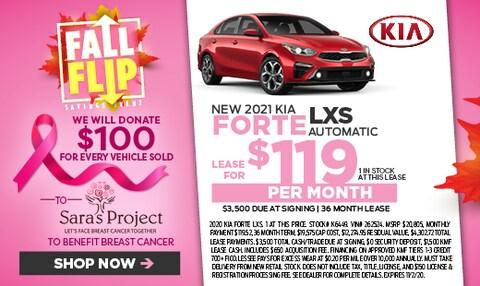 New 2021 Kia Forte
