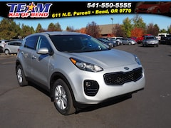 New 2019 Kia Sportage LX SUV near Bend OR