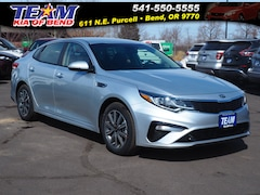 New 2019 Kia Optima LX Sedan near Bend OR
