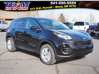 New 2019 Kia Sportage LX SUV KNDPMCAC3K7568802 in Bend, OR