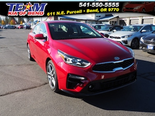 New 2019 Kia Forte S Sedan 3KPF34AD8KE020291 in Bend, OR