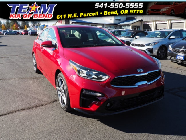 New 2019 Kia Forte S Sedan Bend, OR