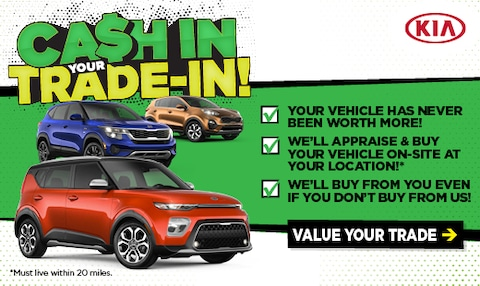 Cash In Your Trade-In