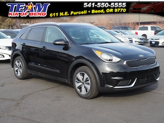 New 2019 Kia Niro LX SUV KNDCB3LCXK5240936 in Bend, OR