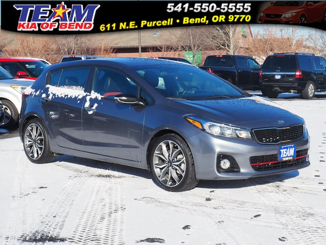 Used 2018 Kia Forte5 SX Hatchback in Bend, OR