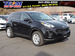 New 2019 Kia Sportage LX SUV KNDPMCAC0K7590322 in Bend, OR