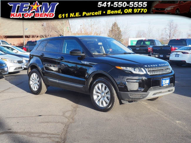 Used 2018 Land Rover Range Rover Evoque SE SUV in Bend, OR