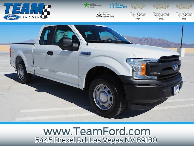 New 2018 Ford F-150 XL XL 2WD SuperCab 6.5 Box in Las Vegas, NV
