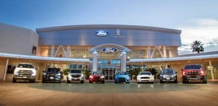 New Ford Used Car Dealership In Las Vegas Team Ford Lincoln
