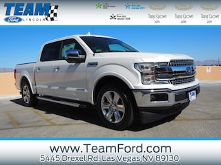New 2018 Ford F-150 LARIAT Truck in Las Vegas