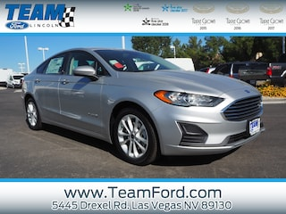 New 2019 Ford Fusion Hybrid Hybrid SE Sedan in Las Vegas, NV