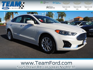 New 2019 Ford Fusion Hybrid Hybrid SEL Sedan in Las Vegas, NV