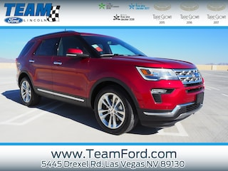 2019 Ford Explorer Limited Limited FWD in Las Vegas, NV