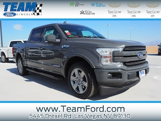 New 2018 Ford F-150 LARIAT Truck in Las Vegas, NV