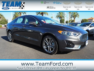 New 2019 Ford Fusion SEL Sedan in Las Vegas, NV
